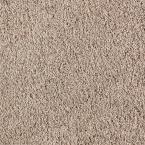 Carpet Sample - Bellina I - Color Mushroom Cap - 8 in. x 8 in.