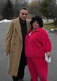 Johnny & Ginny Sack from The Sopranos Tony Soprano, Steve Buscemi, Mob Wives, Hbo Series, Great Tv Shows, Old Tv, Best Tv, Actors & Actresses, Movie Tv