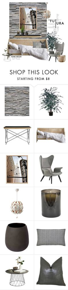 """""""Home Style"""" by cherieaustin on Polyvore featuring interior, interiors, interior design, home, home decor, interior decorating, Behance, Brewster Home Fashions, Design Within Reach and Edgewater"""