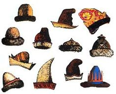Russia-InfoCentre :: Traditional Men's Headwear :: Manners, Customs and Traditions :: Culture & Arts