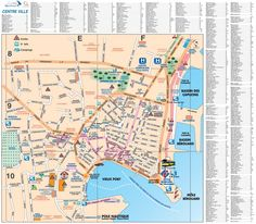 Canterbury sightseeing map Maps Pinterest Canterbury and City