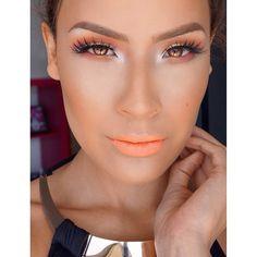 Tangerine skies Products posted previously. Makeup Geek, Makeup Inspo, Makeup Addict, Makeup Eyeshadow, Makeup Cosmetics, Makeup Inspiration, Melt Cosmetics, Makeup Ideas, Makeup Tips