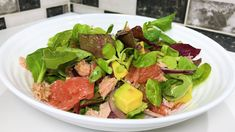 Cobb Salad, Spinach, Make It Yourself, Vegetables, Face, Youtube, Salads, Vegetable Recipes, The Face