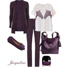"""""""grape"""" by jckallan on Polyvore"""
