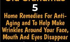 remedies to get rid of wrinkles As we age our skin loses elasticity and its ability to restore itself and our bodies produce less of the collagen that keeps skin looking firm youthful and vibrant. The inner layer of the skin s Wrinkle Remedies, Facial, Wrinkled Skin, Wrinkle Remover, Belleza Natural, Health And Beauty Tips, Skin Treatments, Beauty Care, Hair Beauty