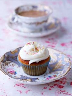 Condensed Milk cupcake