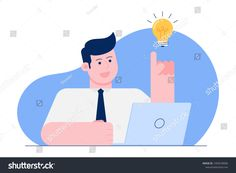 Find Businessman Got Idea Businessman Illustration stock images in HD and millions of other royalty-free stock photos, illustrations and vectors in the Shutterstock collection. Thousands of new, high-quality pictures added every day.