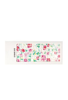 Floral Keyboard Cover | Forever 21 | #f21home