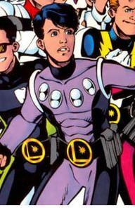 Cosmic boy's heroe #heroes