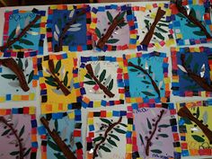 Νηπιαγωγείο, το πρώτο μου σχολείο: Λάδι και ελιά, το χρυσάφι της γης Fall, Blog, Painting, Autumn, Painting Art, Blogging, Paintings, Drawings