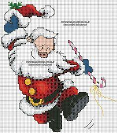 Xmas Cross Stitch, Cross Stitch Charts, Cross Stitch Designs, Cross Stitching, Cross Stitch Embroidery, Cross Stitch Patterns, Christmas Embroidery Patterns, Needlepoint Patterns, Hand Embroidery Patterns
