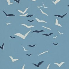 Fabric from Scion via print & pattern