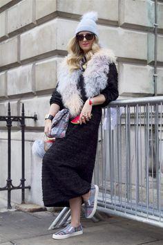 Street Style: London Fashion Week- Normcore