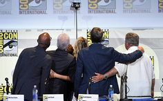 Comic-Con 2016: Celebs at the Biggest Day 3 Panels | The <em>Star Trek</em> Panel | EW.com