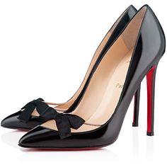 Christian Louboutin Christian Louboutin Love Me pumps...elegant bows!
