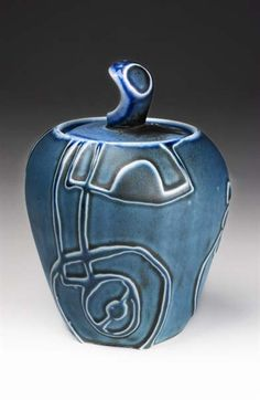 Ryan McKerley pottery at MudFire Gallery  aw