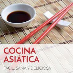 """Cover of """"Cocina asiática"""""""