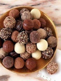 Hospodyně: Čokoládové lanýžky II