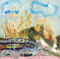 "Saatchi Art Artist John Azoni; Painting, ""Roadside"" #art"