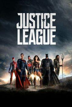 Fan poster de Liga da Justiça. ❤ Autor desconhecido
