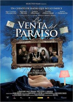 #Estrenos de la cartelera de cine española del 19 de Abril de 2013. #LaVentaDelParaiso Pincha en el cartel para ver el tráiler