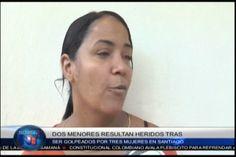 Dos Menores Resultan Heridos Tras Ser Golpeados Por Tres Mujeres En Santiago