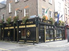 Dublin, Ireland - Literary Pub Crawl starting point