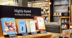 Conoce sobre Amazon abre hoy su primera tienda física de libros