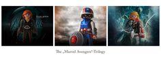 Creatobil: Trilogias Playmobil Avengers