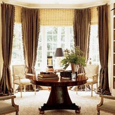 Bay Windows | Windows Curtains