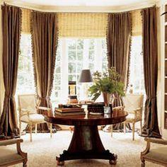Bay Windows | Windows Curtains