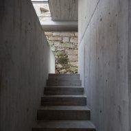 Oh Porto apartments by Nuno Sousa Melo and Hugo Ferreira Architects