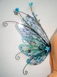 Image result for how to make fairy wings for adults
