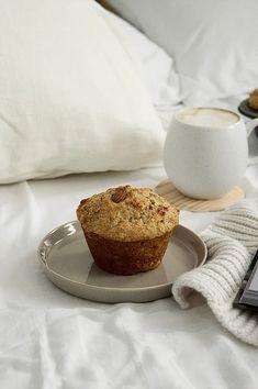 Muffins aux bananes & érable | Recettes Nutritives | Petite Douceur