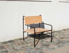 Modern Club Chair. Lindsay Randall.