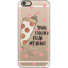 iPhone 6 Plus/6/5/5s/5c Case - You've stolen a pizza my heart