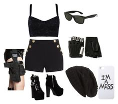 """""""The Chase Escape Plan"""" by thelazyninja on Polyvore"""