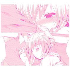 Tumblr ❤ liked on Polyvore featuring manga