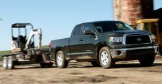 Toyota Tundra, great, great tow truck