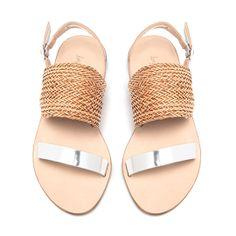 Loeffler Randall Dree Woven Sandal | Sandals | LoefflerRandall.com