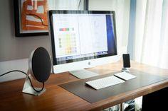 PA1 wall-mountable speaker | Curve | PA1, Studio, Proper, Audio, portable, speaker, wall, mount, Bluetooth, smart, device