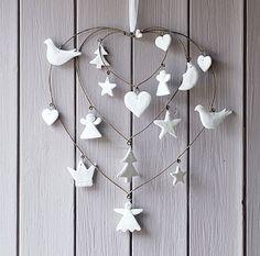 79 Ideas: Christmas decorations ♥ Коледни декорации