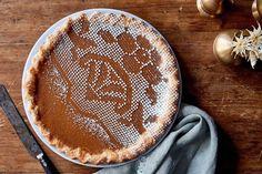 Pumpkin Sugar Pie recipe on Food52