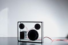 Transparent Speaker by People People
