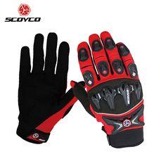best price scoyco motorcycle gloves half finger breathable mesh motocross off road racing gloves mx dirt bike #mx #gloves