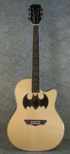 Bat sound hole...
