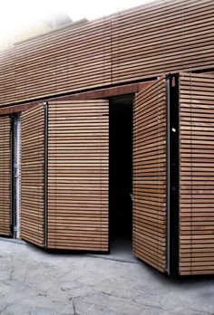 XILOMOENIA OKOUMÈ - Designer Facade systems from ✓ all information ✓ high-resolution images ✓ CADs ✓ catalogues ✓ contact information.