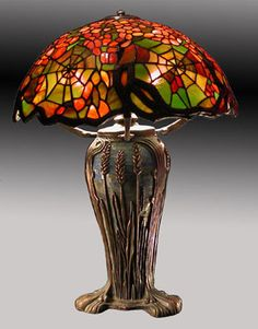 Lovely Lighting On Pinterest Stained Glass Lamps