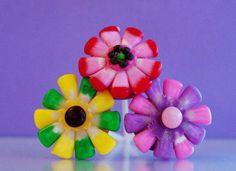 The cake pop co flower cake pops <3