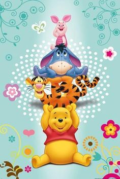New wall quotes disney pooh bear ideas Winnie The Pooh Pictures, Cute Winnie The Pooh, Winne The Pooh, Winnie The Pooh Birthday, Winnie The Pooh Quotes, Disney Phone Wallpaper, Wallpaper Iphone Cute, Eeyore, Cute Cartoon Wallpapers